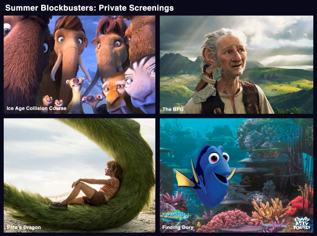 CAP NEWS SUMMER BLOCKBUSTERS