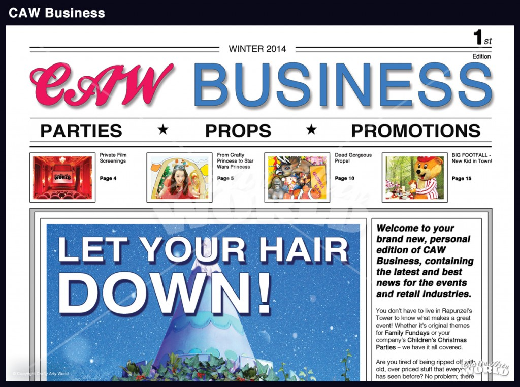 CAW BUSINESS NEWS